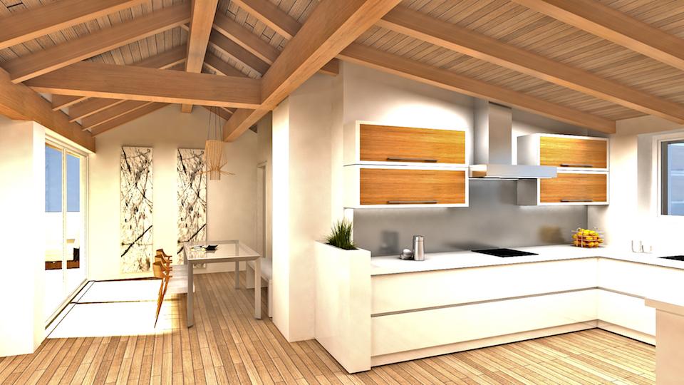 dachstuhl anheben neues dachgeschoss durch anheben des. Black Bedroom Furniture Sets. Home Design Ideas
